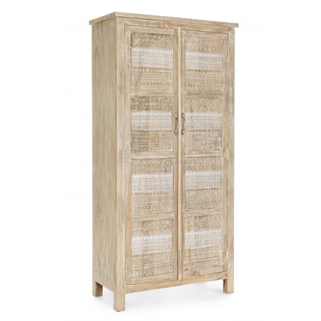 Bizzotto Mobile Shabby Chic Mayra 2 ante L 88cm