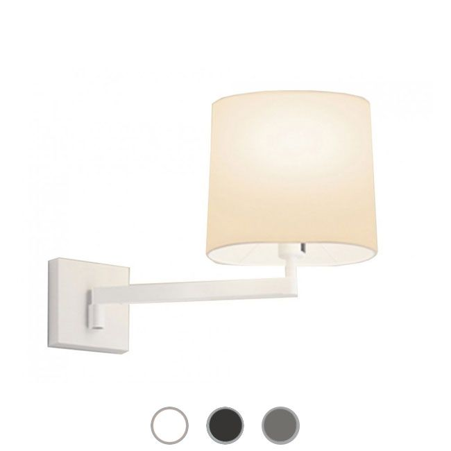 Vibia Applique Swing 1 luce E27 L 42 cm