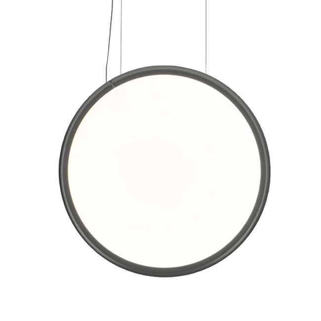 Artemide Discovery Vertical Sospensione LED 63W Ø 100 cm Dimmerabile