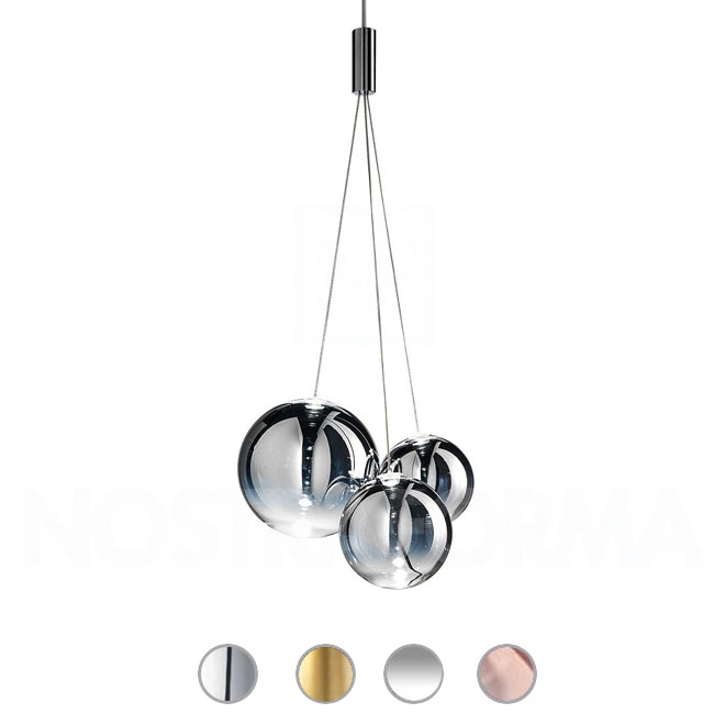 Studio Italia Design Sospensione Random LED 3W L 29 cm