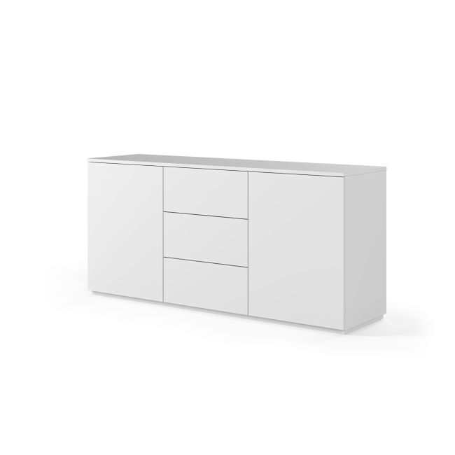 TEMAHOME Credenza Join 180H1 con base L 180cm Bianco