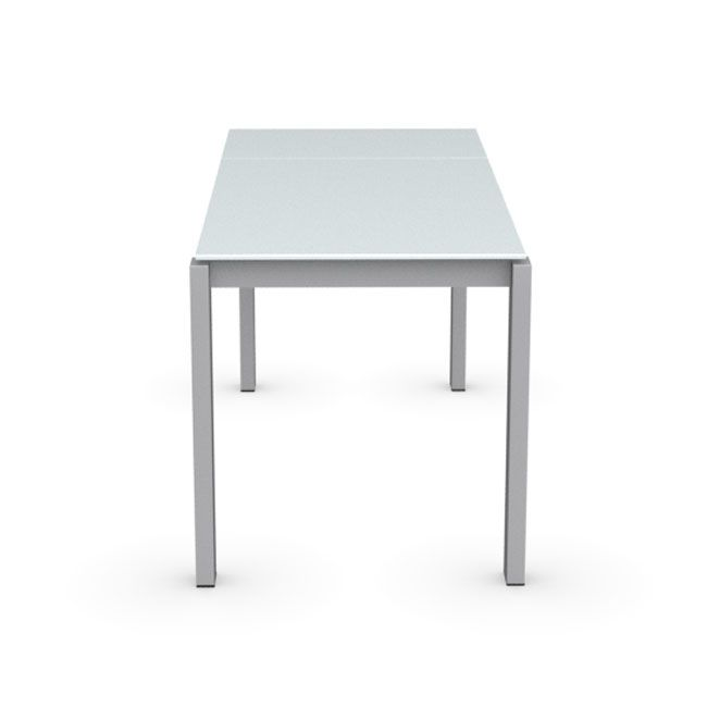 Connubia by calligaris baron vetro tavolo allungabile 110 for Calligaris baron prezzo
