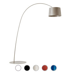 Foscarini Piantana Twiggy MyLight LED 66W H 215 cm Dimmerabile