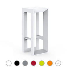 Vondom Sgabello Frame L 30 cm Basic Outdoor