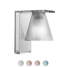 Kartell Applique Light-Air 1 luce E14 L 14 cm