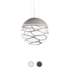 Studio Italia Design Sospensione Kelly Sphere 3 luci E27 Ø 40 cm