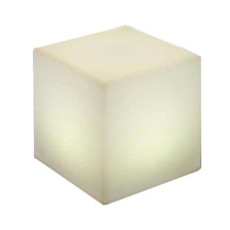 Lampada Portatile Smart senza fili Bluetooth LED RGB+WHITE a batteria Smart&Green Cube