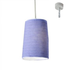 In-es Art Design PAINT STRIPE Sospensione 1 luce E14 Ø 12 cm