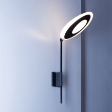 Nemo Applique Olympia Wall LED 13W H 82 cm Dimmerabile IGBT
