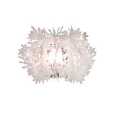 Slamp Applique Fiorella Mini White 1 luce E14 L 38 cm