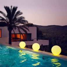 Vondom Lampada Smart LED RGBW DMX con telecomando Bubbles Outdoor