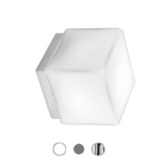 Ai Lati Lights Applique / Plafoniera Dado Magneto 1 Luce E27 IP40