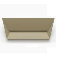 Lumen Center Applique Mail L 1 luce 2G11 L 56 cm Grigio sabbia