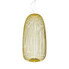 Foscarini Sospensione Spokes LED 38,2W Dimmerabile Ø 32,5 cm