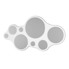 Connubia by Calligaris Specchio Bubbles