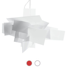 Foscarini Sospensione Big Bang LED 37W L 96 cm Dimmerabile