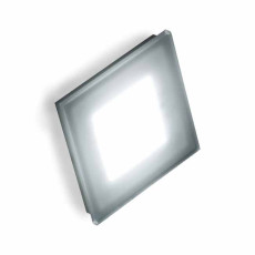 Fontana Arte Applique/Plafoniera Sole LED 1296W L 12 cm