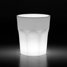 Plust Vaso luminoso Cubalibre Light 1 Luce E27 H 98 cm