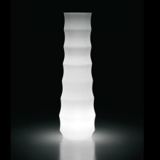Plust Vaso luminoso Roo Light 1 Luce E27  IP67 H 175 cm Outdoor