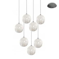 Catellani & Smith Sweet Light Chandelier Sospensione LED G4