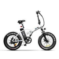 E-Bike pieghevole Icon.e Navy