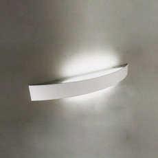 Linea Light Applique Curvè 1 Luce R7s L 40 cm