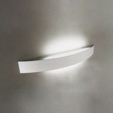Linea Light Applique Curvè 1 Luce R7s L 46 cm