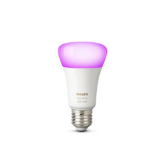 Philips Hue White and Color Ambiance Lampadina LED 10W Ø 6,2 cm 2200K-6500K RGB