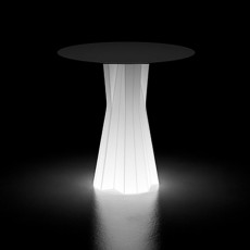 Plust Tavolo Design Luminoso Frozen H 75 cm