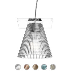 Kartell Sospensione Light-Air  1 Luce E14 L 14 cm