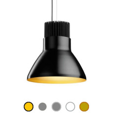 Flos Light Bell Dimmable Push Sospensione 1 luce LED Ø 22,8 cm