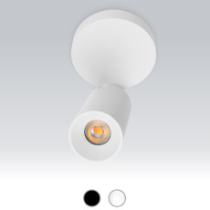 Linea Light Lampada Spot MiniWhite LED 11W L 11 cm