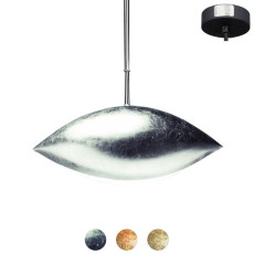 Catellani & Smith Sospensione Malagola 1 Luce E27 L 55 cm Dimmerabile -1