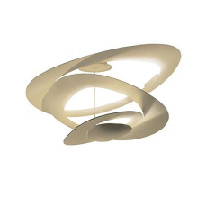 Artemide Pirce Mini Soffitto LED Ø 69 cm 44W Oro