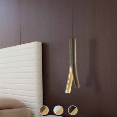 Sillux Applique Olmo LED 7,2W H 120 cm
