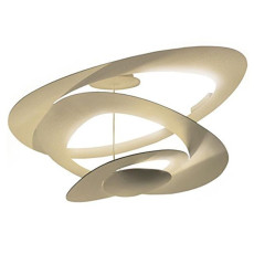 Artemide Pirce Soffitto LED Ø97 45W Oro