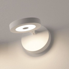 Rotaliana String H0 Applique LED 9W Ø 10,5 cm Bianco Opaco