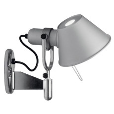 Artemide Applique Tolomeo Faretto LED 11W 410lm 3000K H23cm