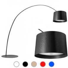 Foscarini Piantana Twice as Twiggy LED 81W H 330-340 cm
