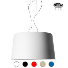 Foscarini Sospensione Twice as Twiggy LED 81 W Ø 80 cm Dimmerabile