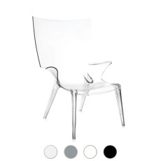 Kartell Poltrona Uncle Jim L 72 cm