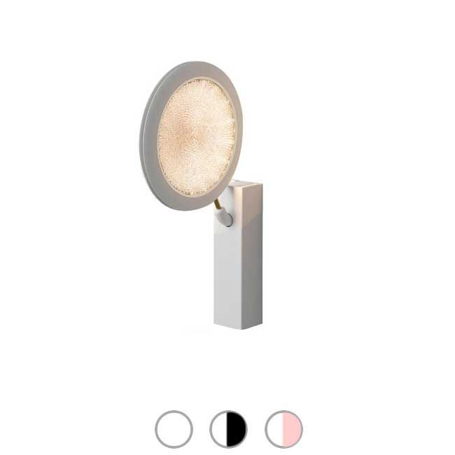 Luceplan Applique Fly-Too LED 20W H 14 cm Dimmerabile