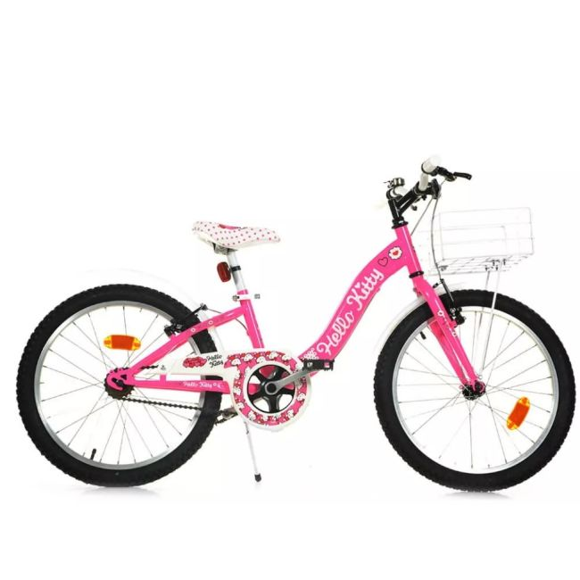 Bicicletta per bambini 20'' 2 Freni Hello Kitty